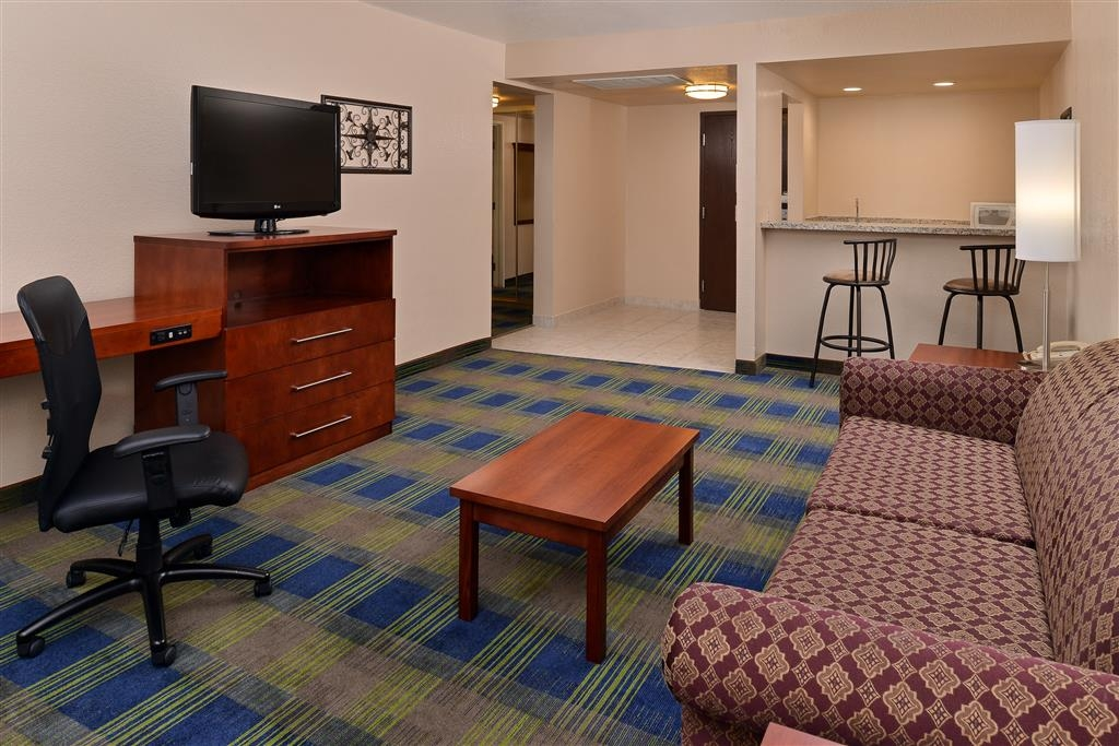 Best Western Plus Heritage Inn Rancho Cucamonga/Ontario - Chambre