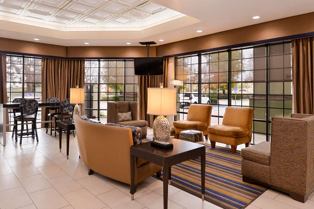Best Western Plus Heritage Inn Rancho Cucamonga/Ontario - Lobby