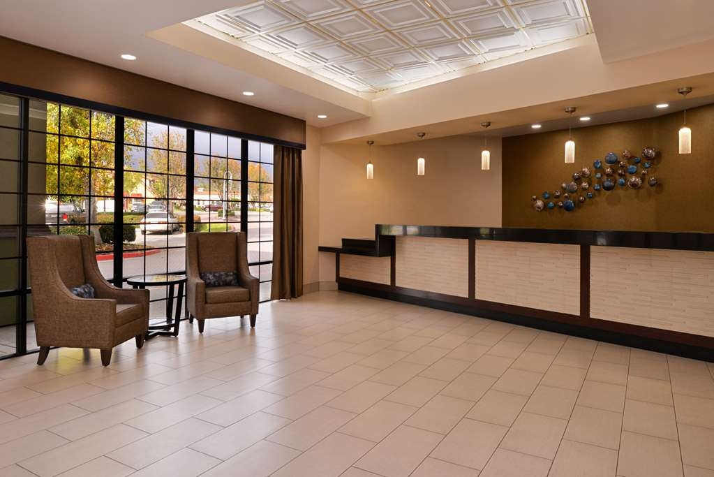 Best Western Plus Heritage Inn Rancho Cucamonga/Ontario - Reception