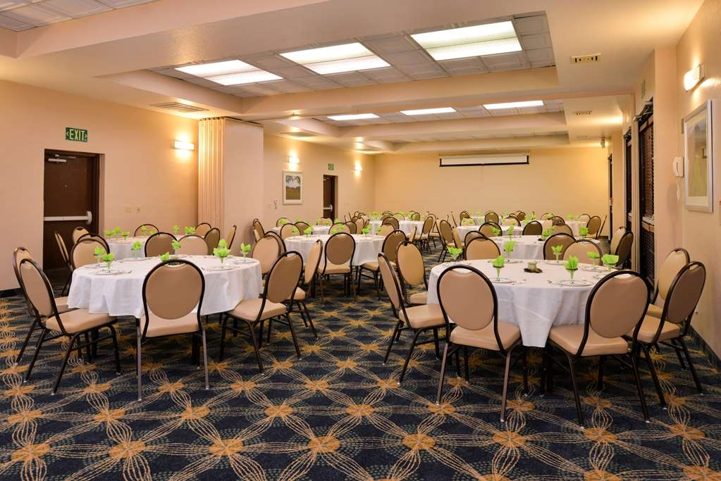 Best Western Plus Heritage Inn Rancho Cucamonga/Ontario - Salle de réception