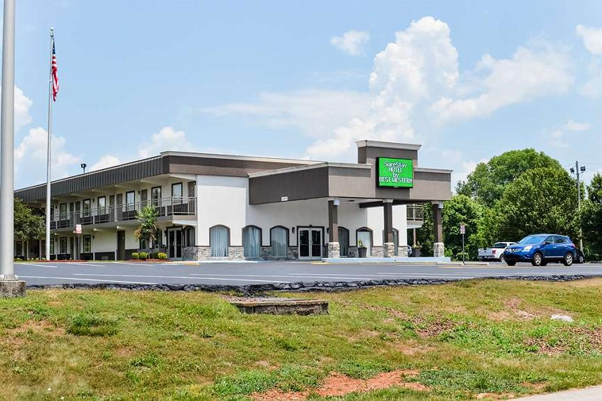 SureStay Hotel by Best Western Bowling Green North - Vista exterior