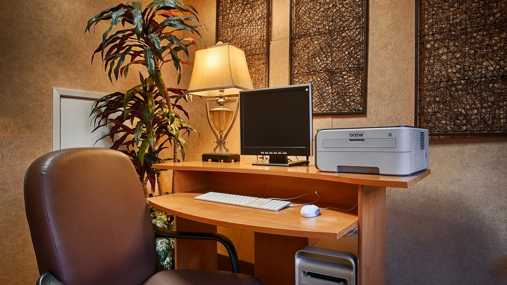 Best Western Diamond Bar Hotel & Suites - Business Center