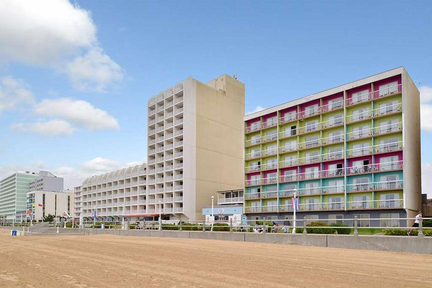 SureStay Studio by Best Western Virginia Beach Oceanfront - Vista exterior