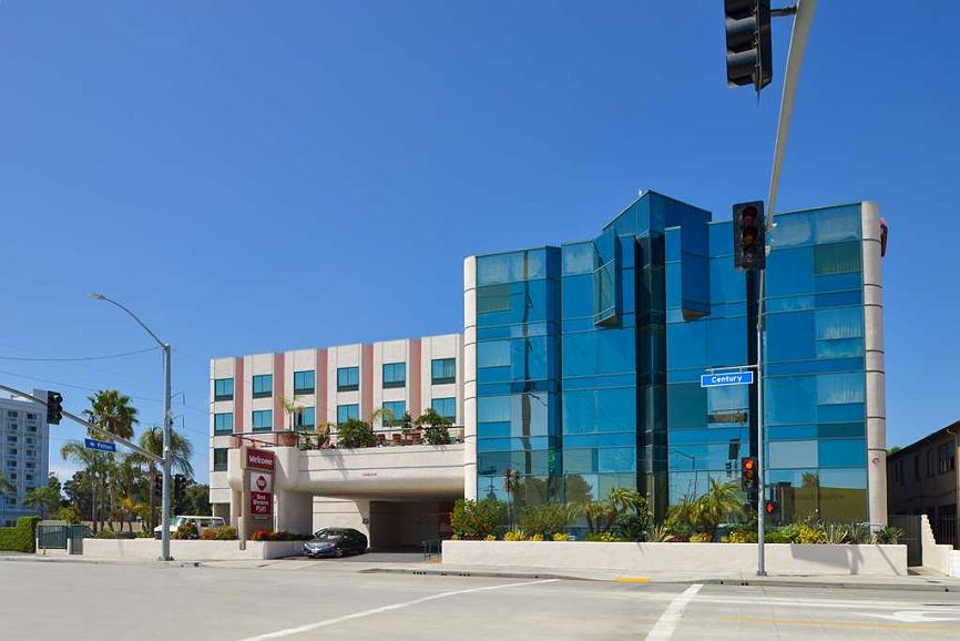 Best Western Plus Suites Hotel - Los Angeles LAX Airport - Area esterna