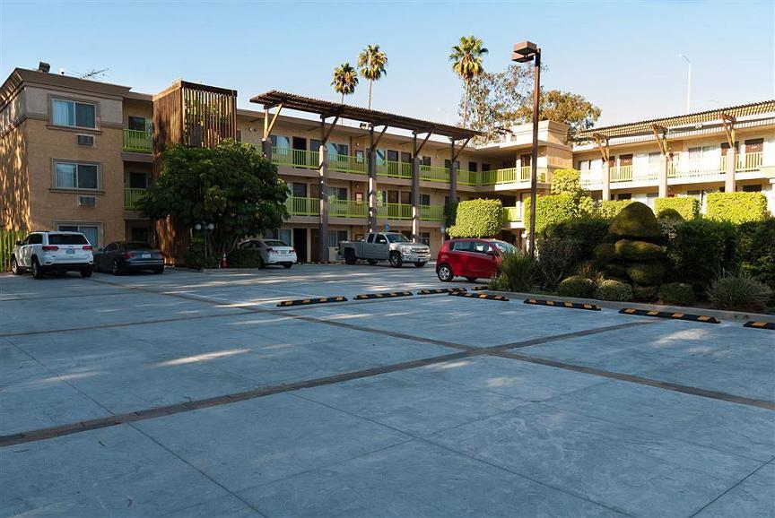 Best Western Plus Glendale - Area esterna