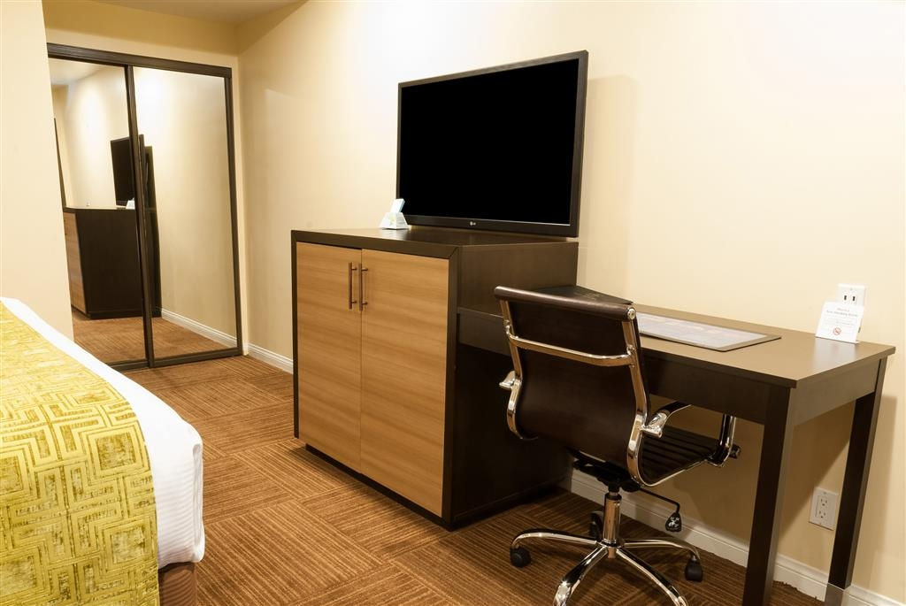 Best Western Plus Glendale - Guest Room Amenities