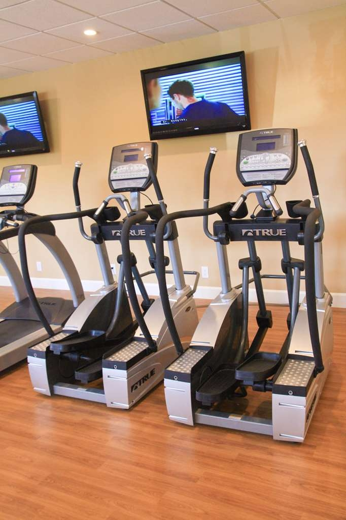 Best Western Plus South Coast Inn - Fitnessstudio