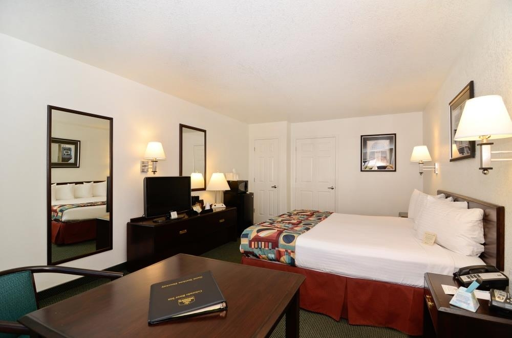 Best Western Colorado River Inn - Chambre