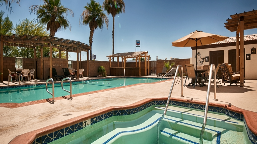 Best Western Colorado River Inn - chaud baignoire