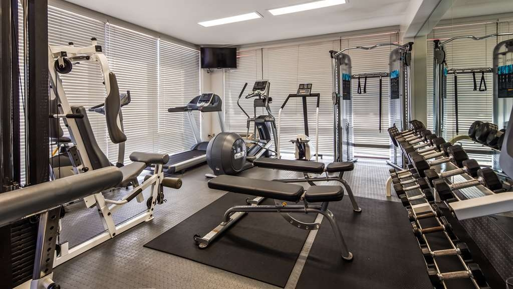 Best Western Plus Casablanca Inn - Health club