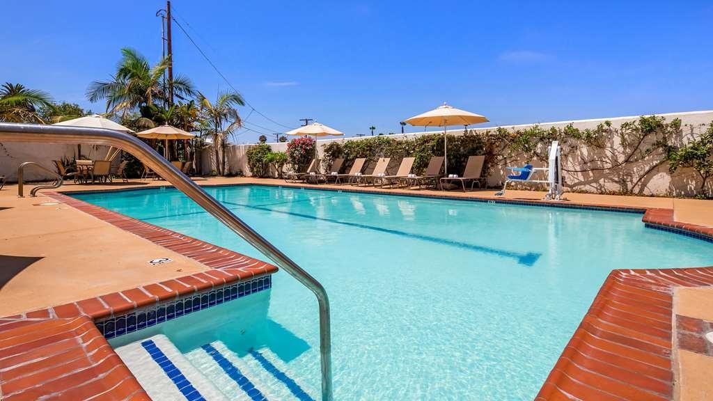 Best Western Plus Casablanca Inn - Piscina