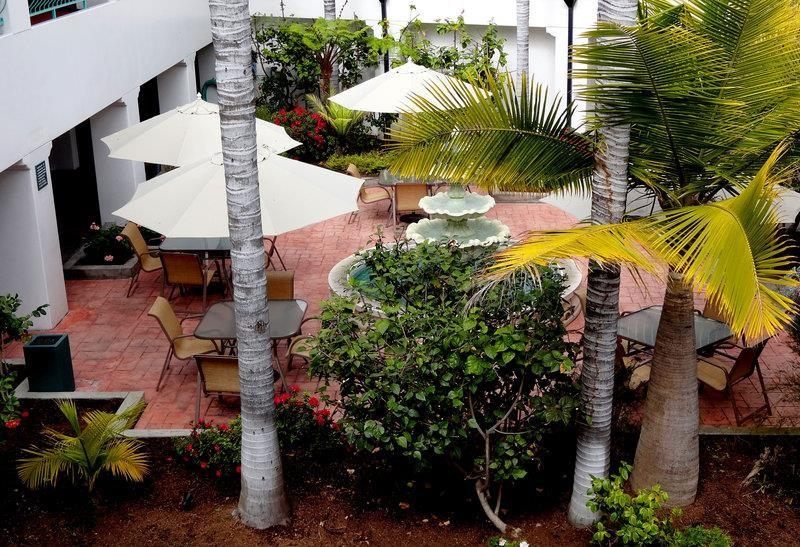 Best Western Plus Casablanca Inn - Balcony View