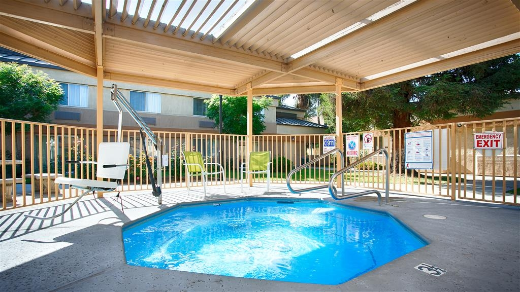 Best Western Porterville Inn - Spa