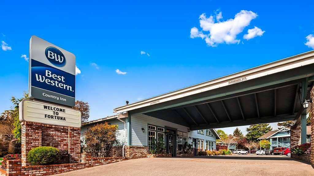Best Western Country Inn - Aussenansicht