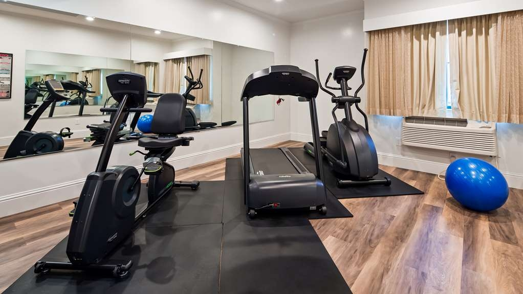 Best Western Plus Palm Court Hotel - Fitnessstudio