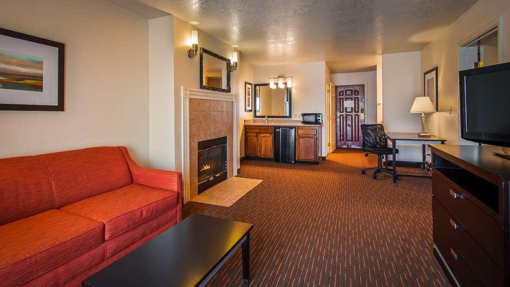 Best Western Luxury Inn - Habitaciones/Alojamientos
