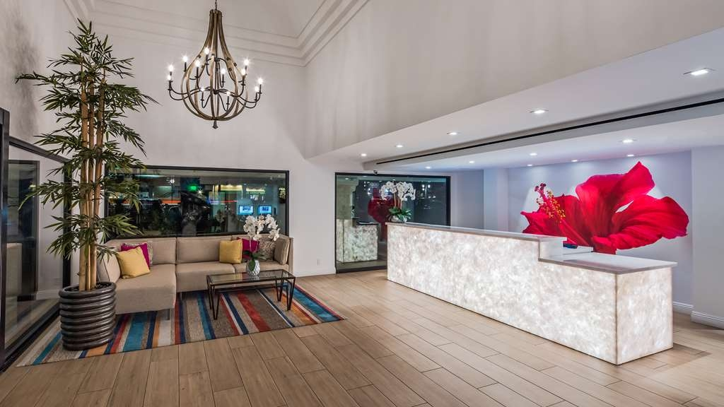 Best Western Plus Las Brisas Hotel - Lobby view