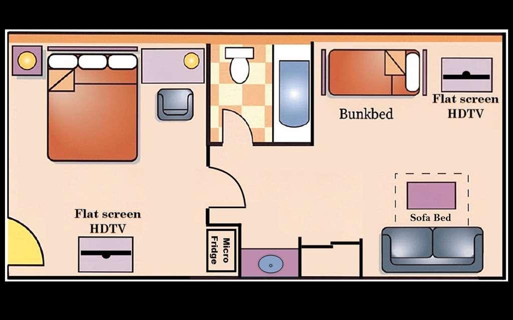 Best Western Plus Raffles Inn & Suites - Suite