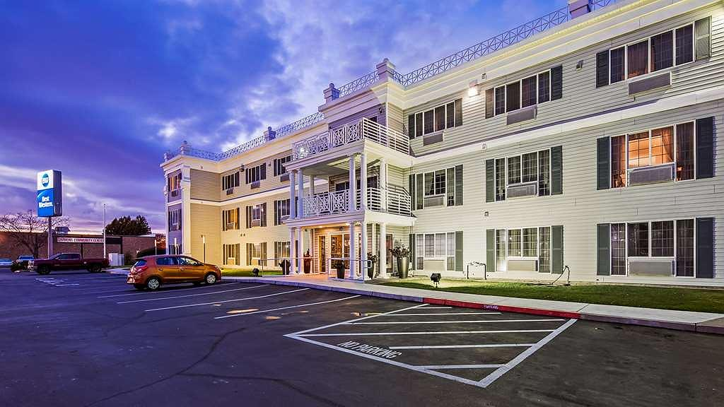 Best Western Capital City Inn - Vista exterior