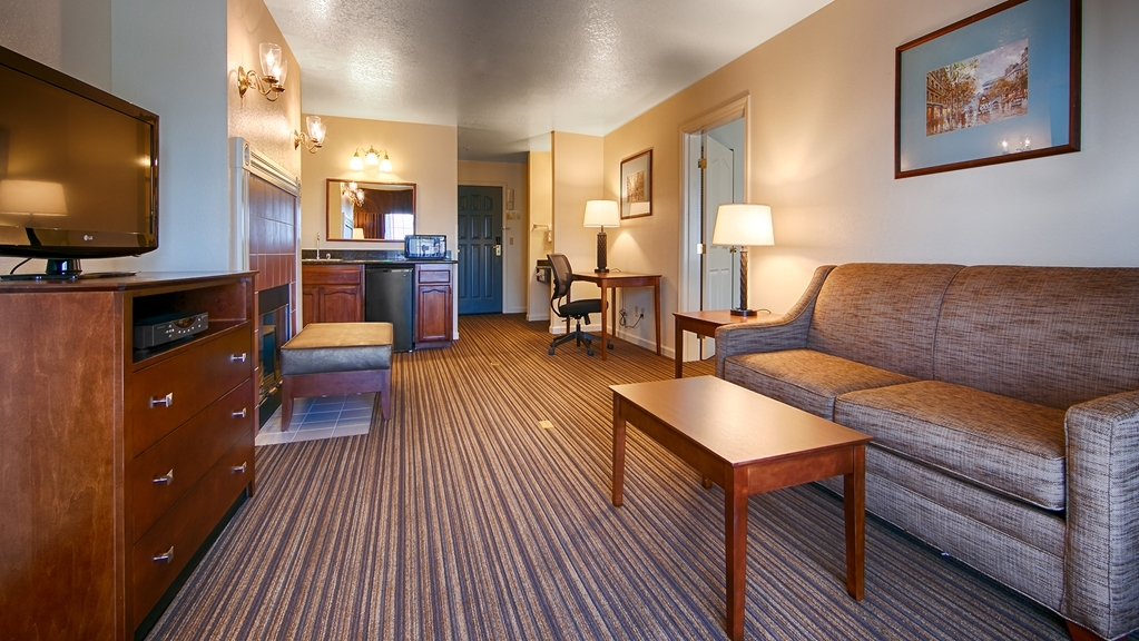 Best Western John Jay Inn - Suite