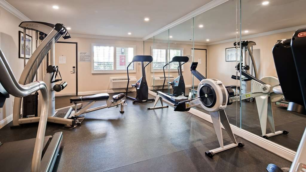 Best Western Plus Orange County Airport North - Fitness Room