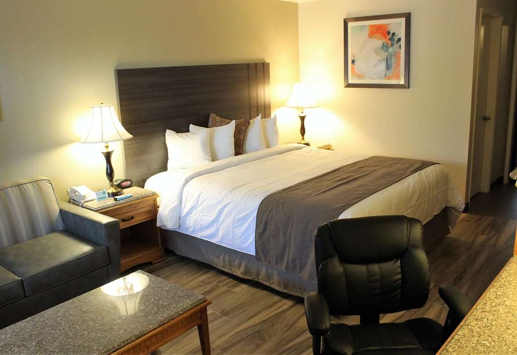 Best Western Plus Orange County Airport North - Standard King Guest Room