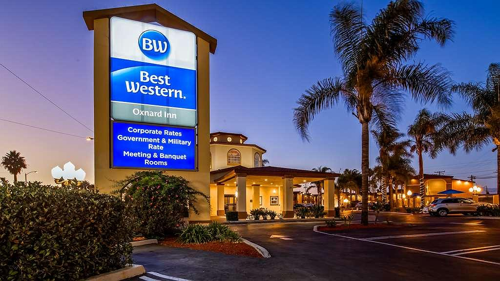 Best Western Oxnard Inn - Exterior view