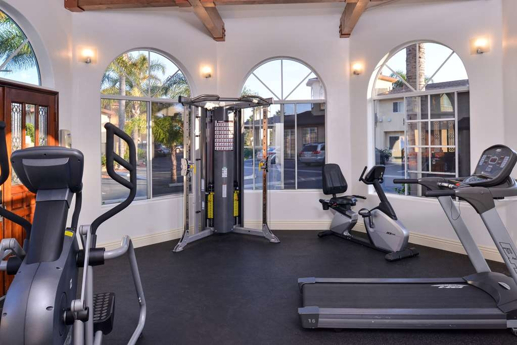 Best Western Oxnard Inn - Centre de fitness