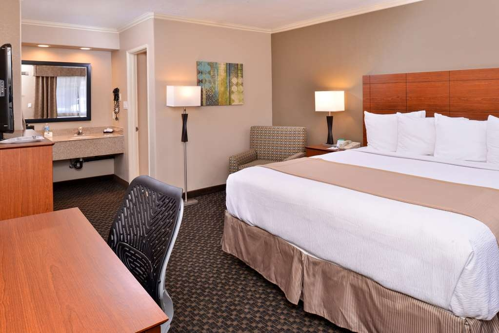 Best Western Oxnard Inn - Habitaciones/Alojamientos