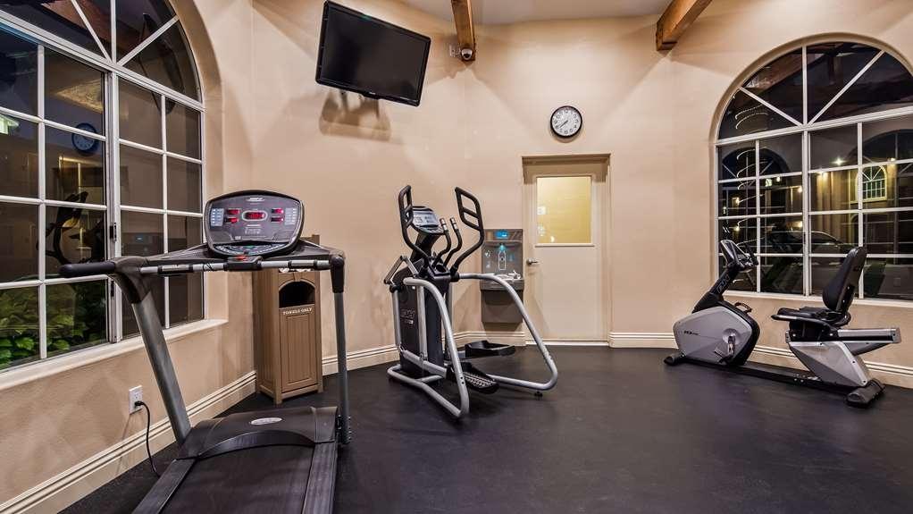 Best Western Oxnard Inn - Club de salud
