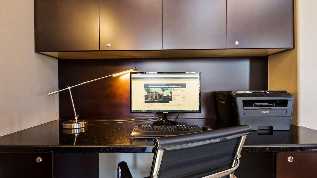 Best Western Oxnard Inn - centro de negocios-característica