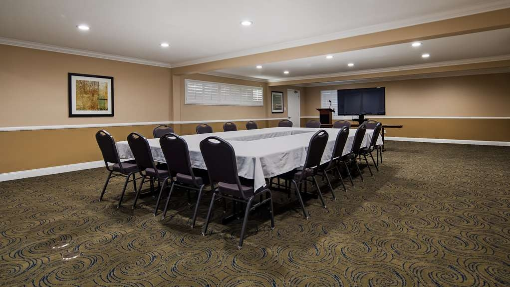 Best Western Oxnard Inn - Salle de réunion