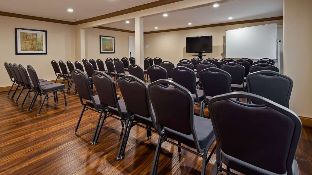 Best Western Oxnard Inn - Sala de reuniones
