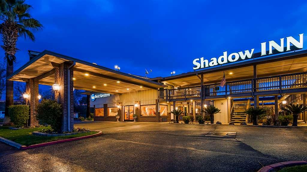 Best Western Shadow Inn - Vista exterior