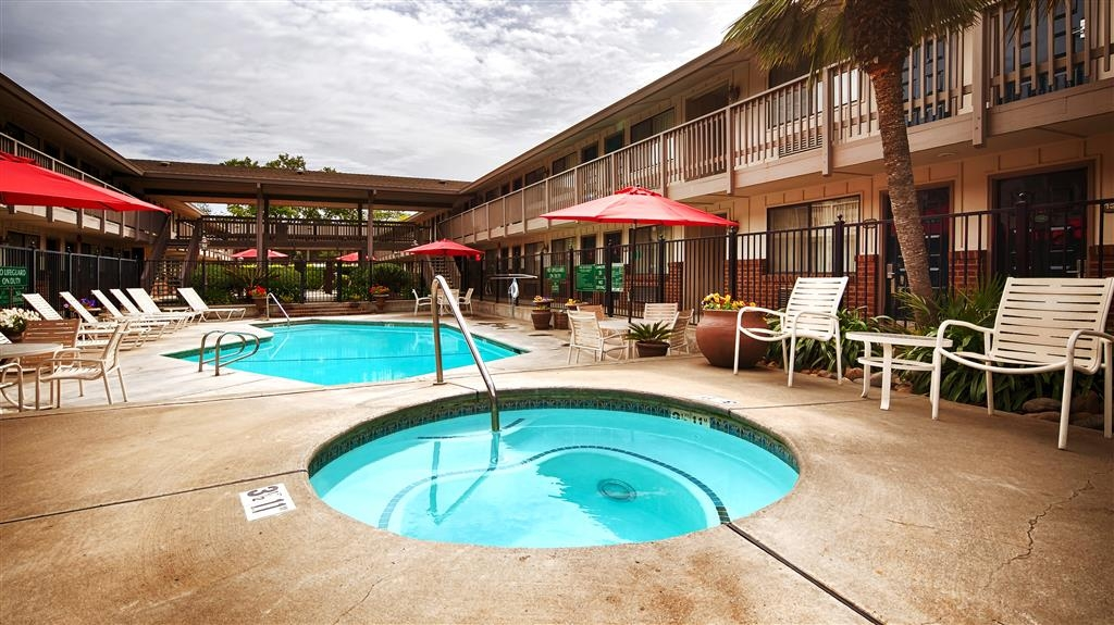 Best Western Shadow Inn - chaud baignoire