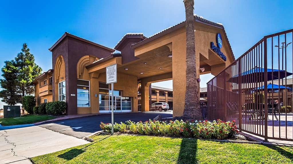 Best Western Heritage Inn - Vista exterior