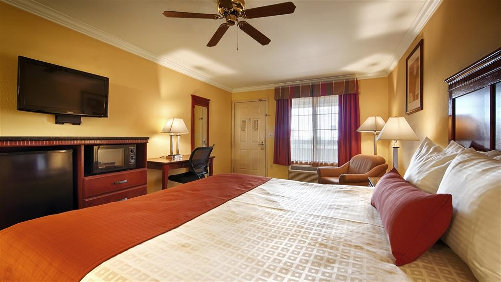 Best Western Heritage Inn - Chambres / Logements