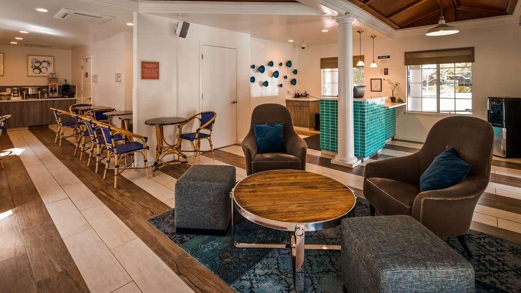 Best Western Plus Riviera - Vue du lobby
