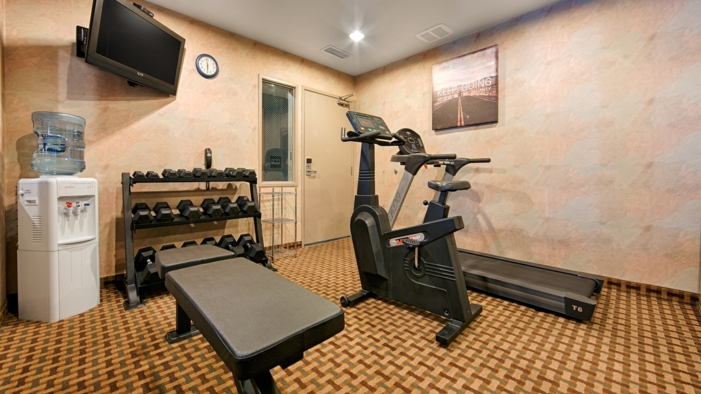 Best Western Plus Rama Inn & Suites - fitnessraum