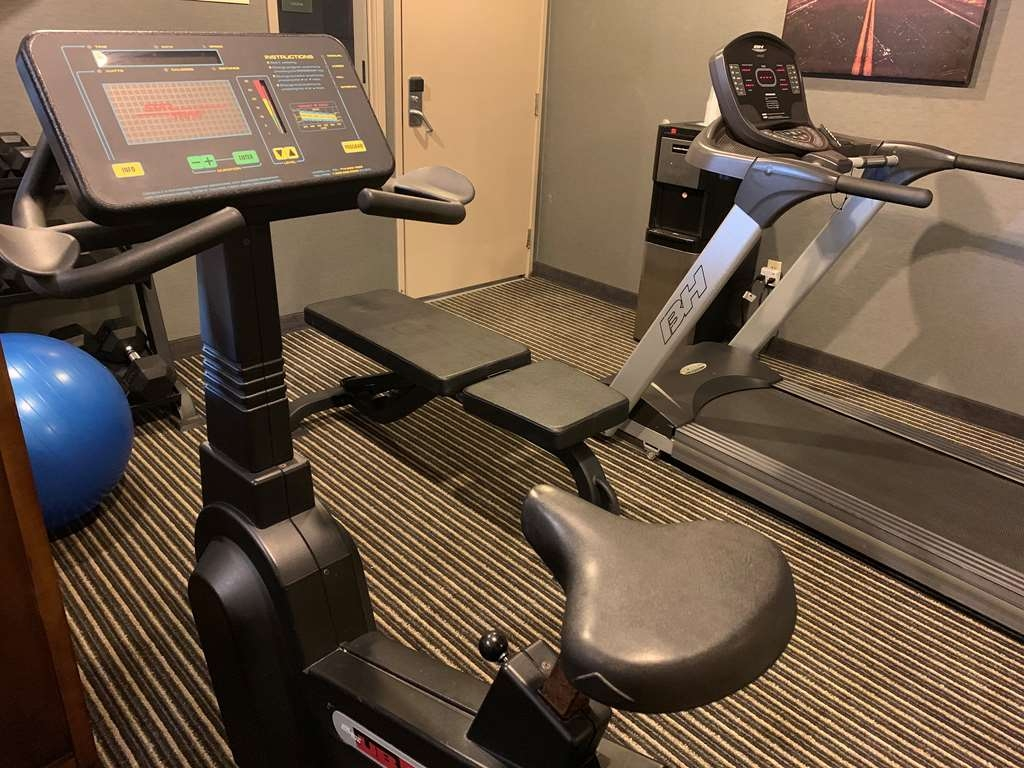 Best Western Plus Rama Inn & Suites - Fitnessstudio