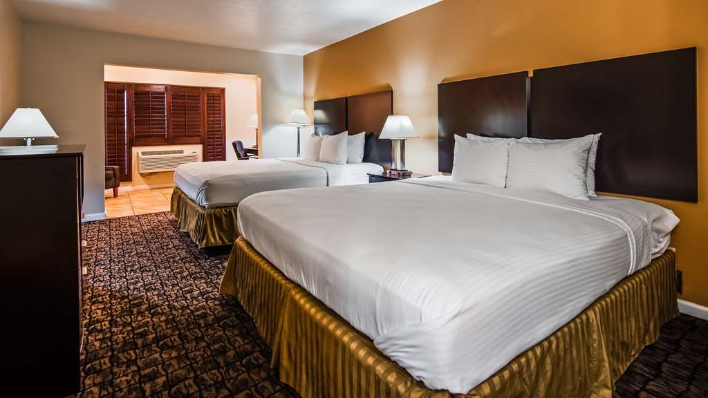 Best Western El Centro Inn - Two King Beds