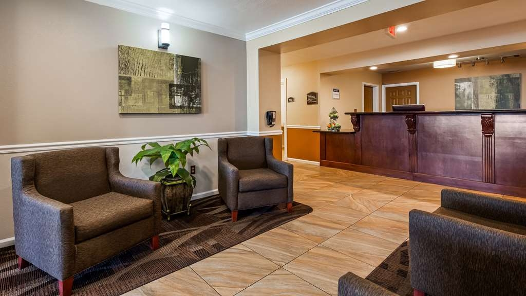 Best Western El Centro Inn - Vue du lobby