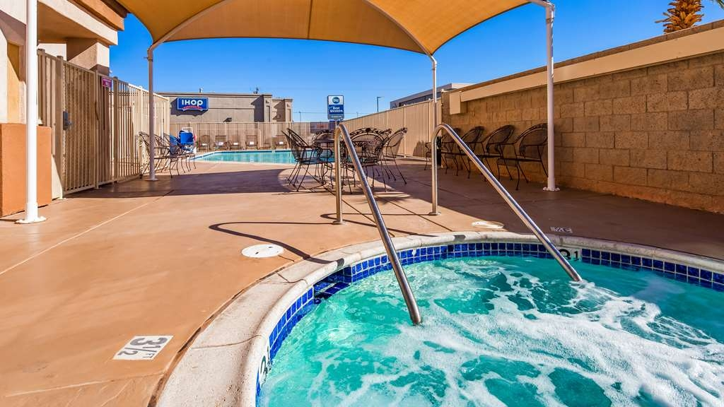 Best Western El Centro Inn - Hot Tub