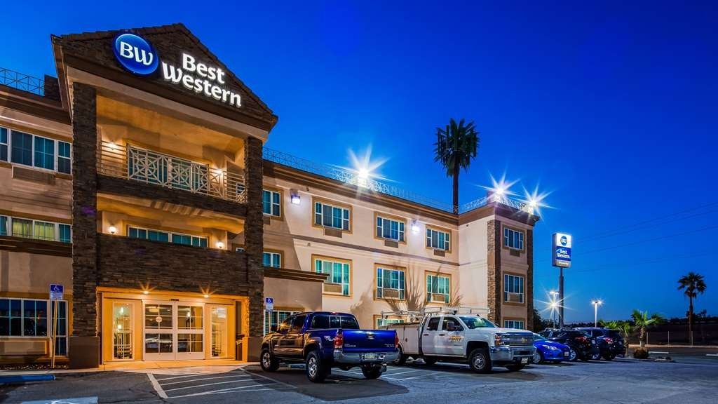Best Western El Centro Inn - Vista Exterior