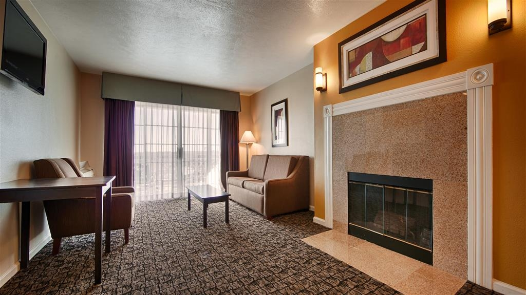 Best Western El Centro Inn - Guest Room