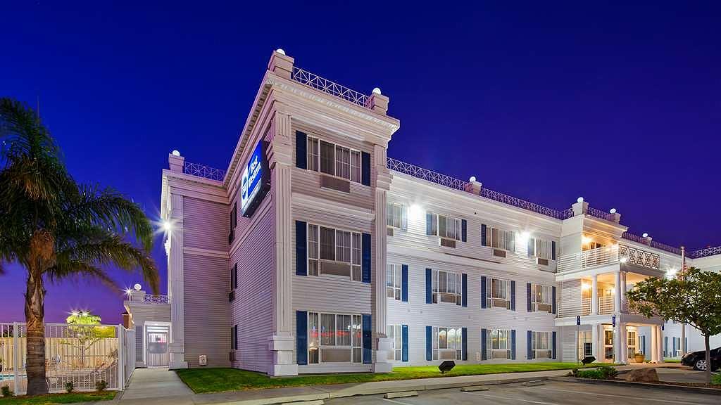 Best Western Salinas Monterey Hotel - Aussenansicht