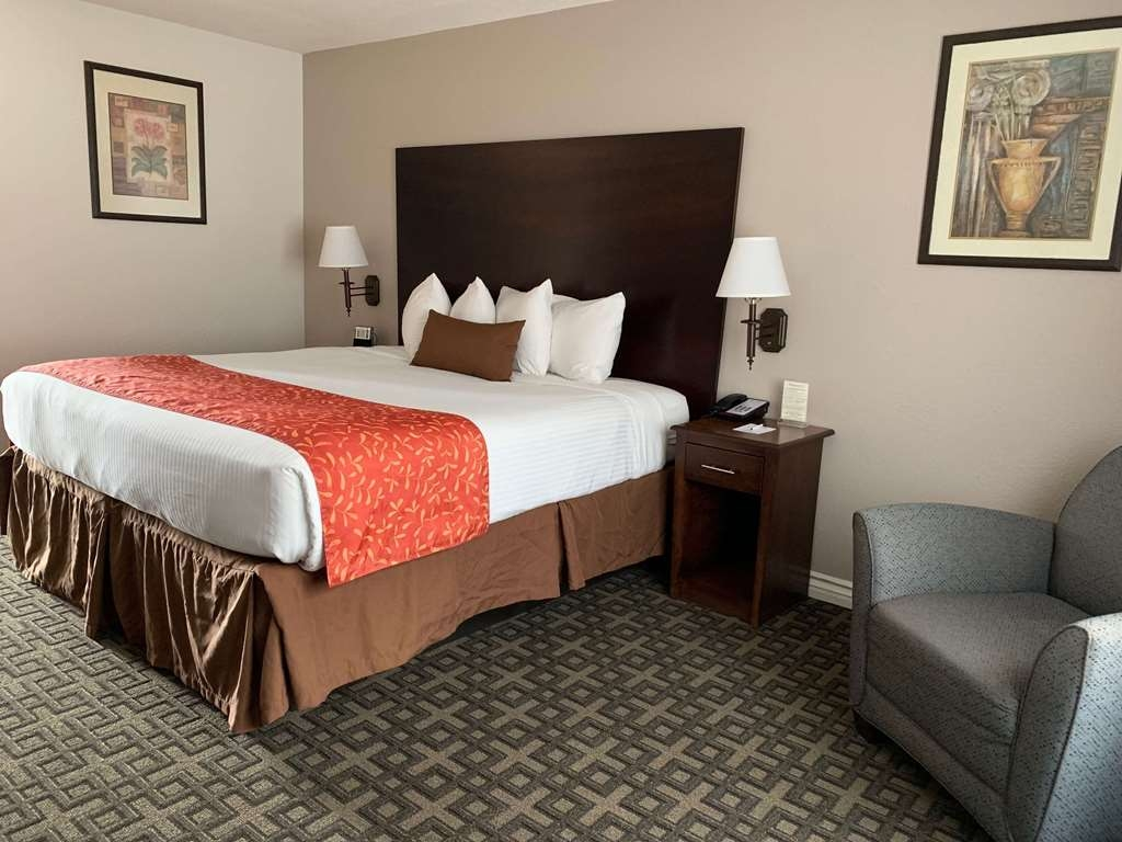 Best Western Kettleman City Inn & Suites - Habitaciones/Alojamientos