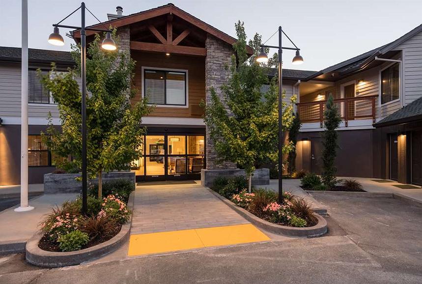 Best Western Plus Stevenson Manor - Vue extérieure