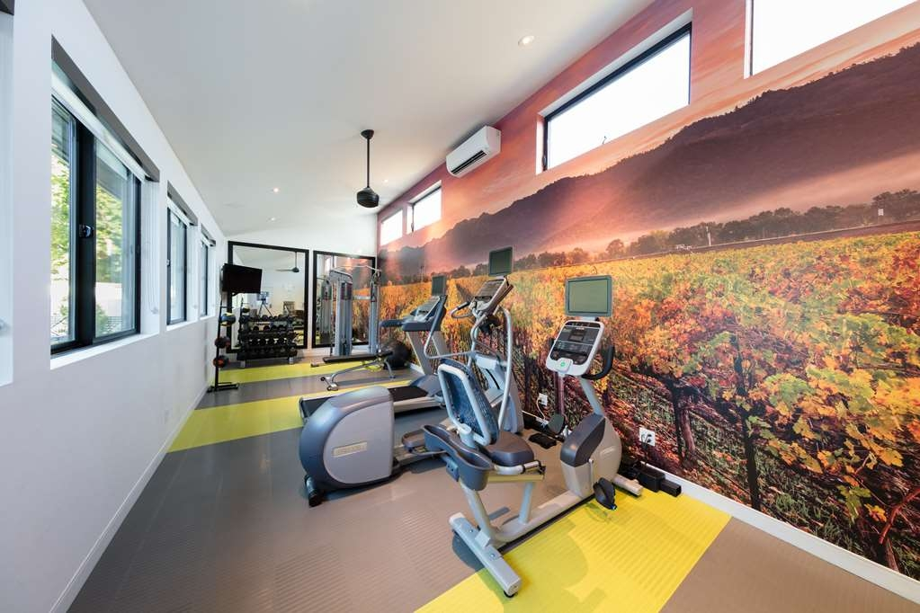 Best Western Plus Stevenson Manor - Fitnessstudio