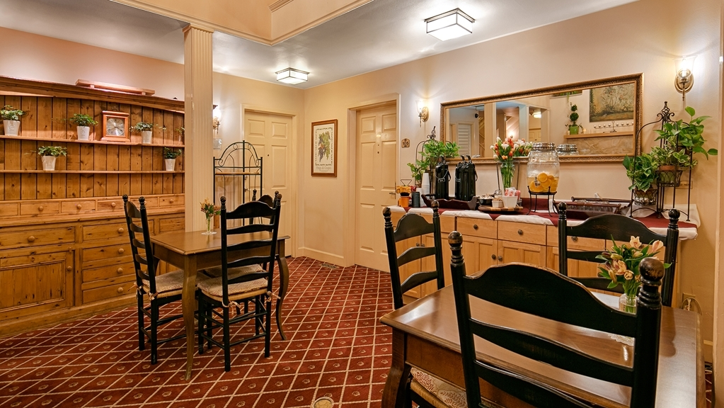 Best Western Plus Elm House Inn - Restaurante/Comedor